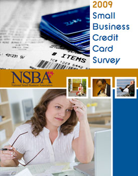NSBA 2009 Small Business Credit Card Survey
